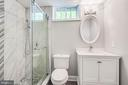 The Full Bathroom is Perfect For Relaxation - 5020 LEE ST NE, WASHINGTON