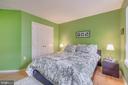 Bedroom 1 - 478 FOXRIDGE DR SW, LEESBURG