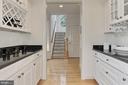 Fabulous Butlers Pantry off the Dining Room - 22478 PINE TOP CT, ASHBURN
