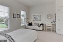 Bedroom #3 w/ Walk-In Closet and Bath Access - 22478 PINE TOP CT, ASHBURN