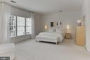 Owners Suite w/ Sitting Room + Jaw Dropping Closet - 22478 PINE TOP CT, ASHBURN