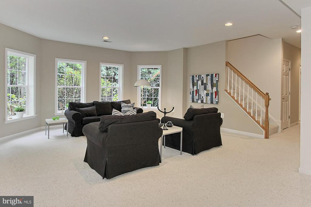Glorious Windows overlooking Thick Trees+ Patio - 22478 PINE TOP CT, ASHBURN