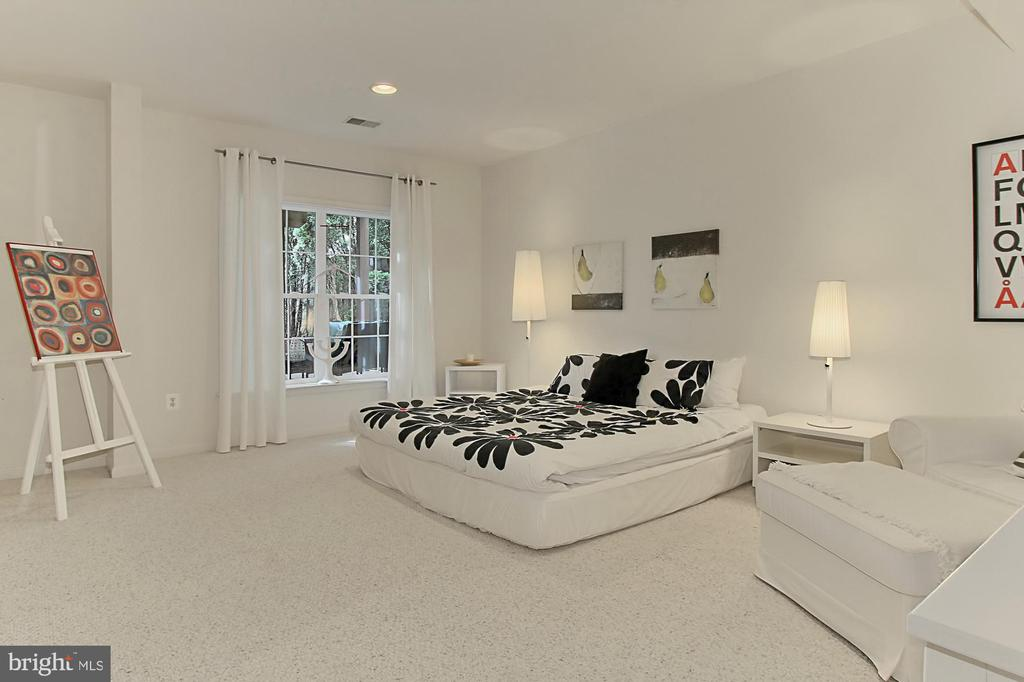 Oversized Bedroom #5 = Tranquility w/ Pretty Views - 22478 PINE TOP CT, ASHBURN