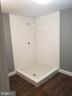 Basement Subway Title Shower - GLENDALE CT, FREDERICKSBURG