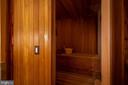 Sauna - 11624 CEDAR CHASE RD, HERNDON