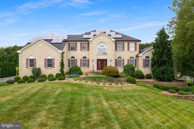 Single Family Homes için Satış at Allentown, New Jersey 08501 Amerika Birleşik Devletleri