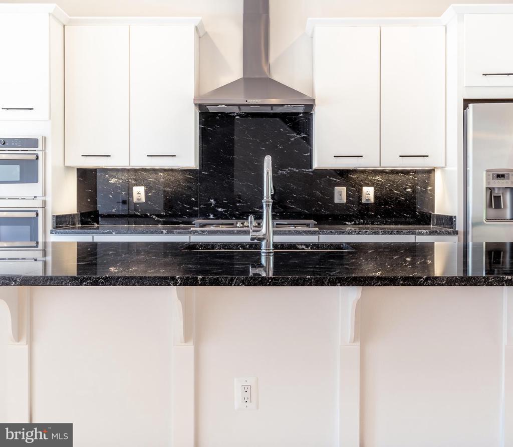Soho Sample Kitchen Selection. - 42464 MILDRED LANDING SQ, ASHBURN