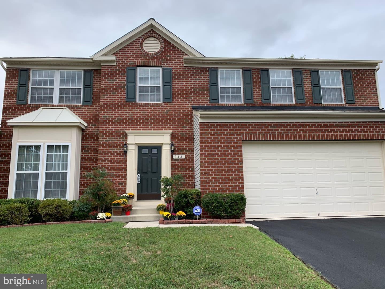 Single Family Homes για την Πώληση στο Fruitland, Μεριλαντ 21826 Ηνωμένες Πολιτείες