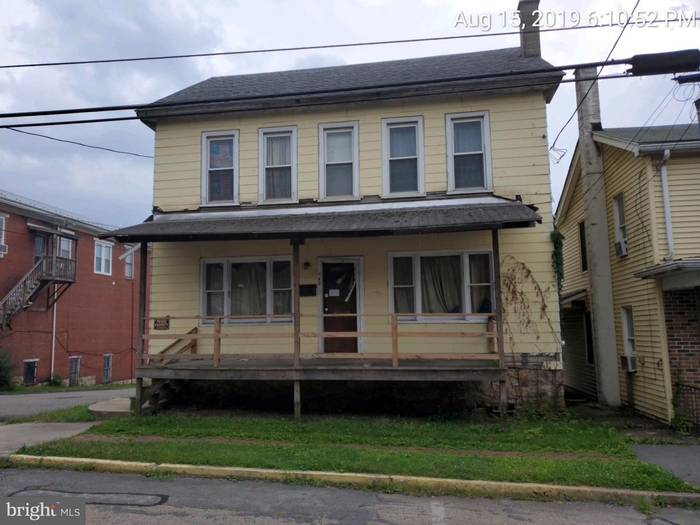 Single Family Homes for Sale at Tower City, Pennsylvania 17980 United States