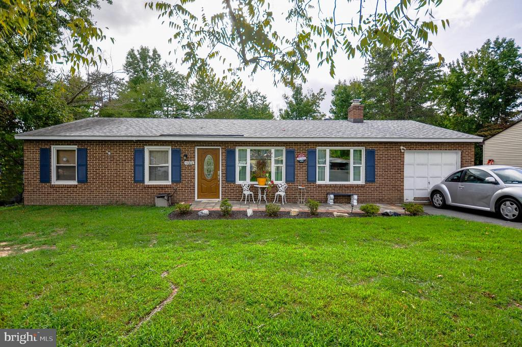 Brick Front  with Recently Replaced Roof! - 11202 OLD LEAVELLS RD, FREDERICKSBURG