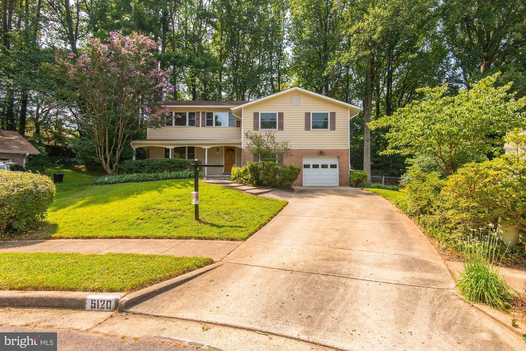 Welcome Home! - 5120 THACKERY CT, FAIRFAX