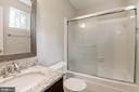 Master Bathroom - Upgraded Vanity, Faucet, Lights - 5120 THACKERY CT, FAIRFAX