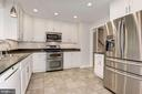 Kitchen - Stainless Steel Appliances - 5120 THACKERY CT, FAIRFAX