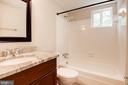 Full Bathroom #3 - 5120 THACKERY CT, FAIRFAX