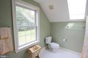 Master Bath - Skylight/Good Natural Light - 1208 SPOTSWOOD DR, LOCUST GROVE