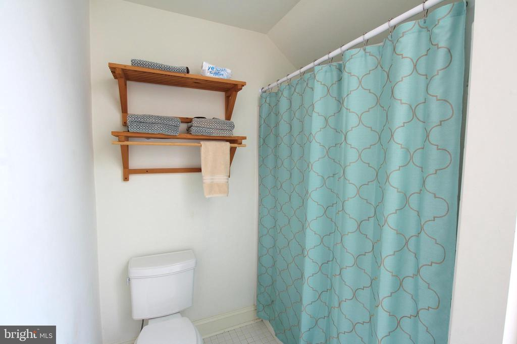 Upper-Level Hall Bath View 2 - 1208 SPOTSWOOD DR, LOCUST GROVE