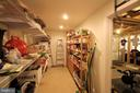 Fabulous Basement Storage & Shelving - 1208 SPOTSWOOD DR, LOCUST GROVE