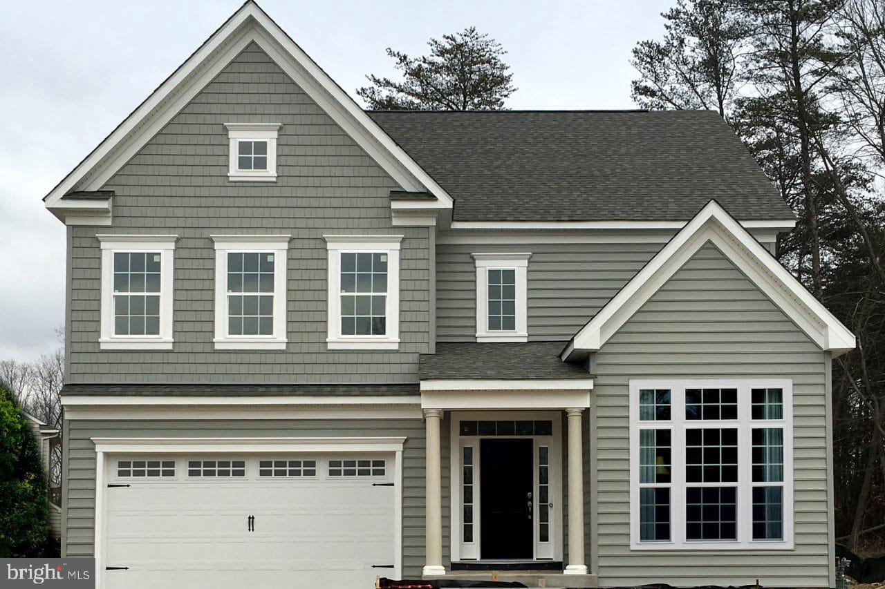 Single Family Homes pour l Vente à Laurel, Maryland 20723 États-Unis