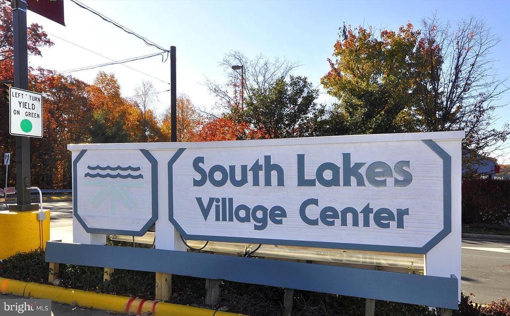 South Lakes Village Center - 11928 SENTINEL POINT CT, RESTON