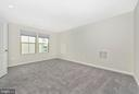 Huge 2nd-floor Bedroom has en-suite Full Bath - 5944 DUVEL ST, IJAMSVILLE