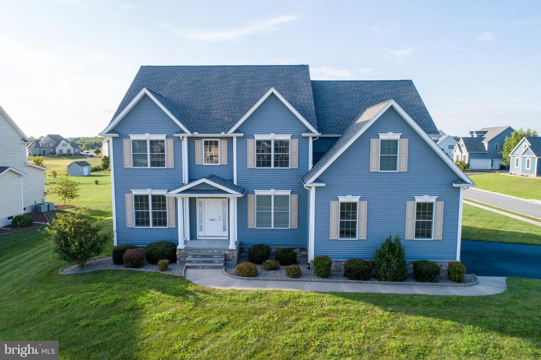 Single Family Homes pour l Vente à Camden Wyoming, Delaware 19934 États-Unis