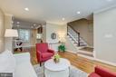 Drywall Ceiling, Crown Molding, Recessed Lighting - 3475 S WAKEFIELD ST S, ARLINGTON