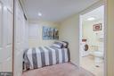 Den Used As a 3rd BR w/ En Suite Full Bath - 3475 S WAKEFIELD ST S, ARLINGTON
