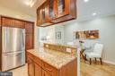 Innovative Storage and Glass Floating Cabinets - 3475 S WAKEFIELD ST S, ARLINGTON