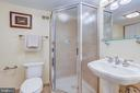 Fully Renovated Bath Steps From Den Used as 3rd BR - 3475 S WAKEFIELD ST S, ARLINGTON