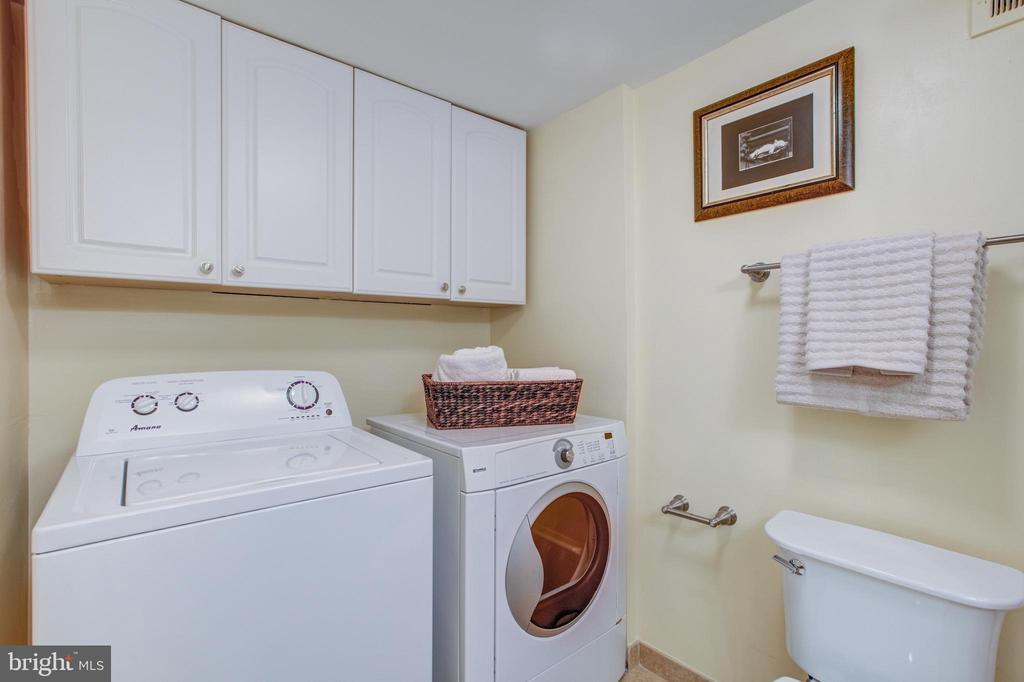 Attractive Efficient Laundry Area - 3475 S WAKEFIELD ST S, ARLINGTON