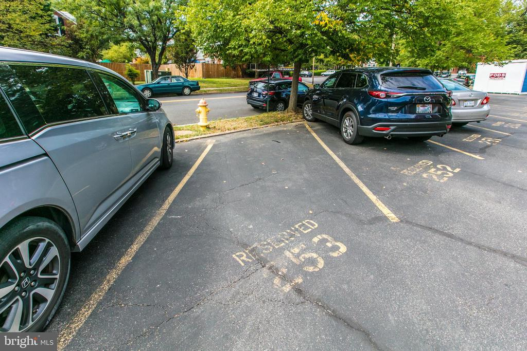 Rare Assigned Parking #253 - 3475 S WAKEFIELD ST S, ARLINGTON