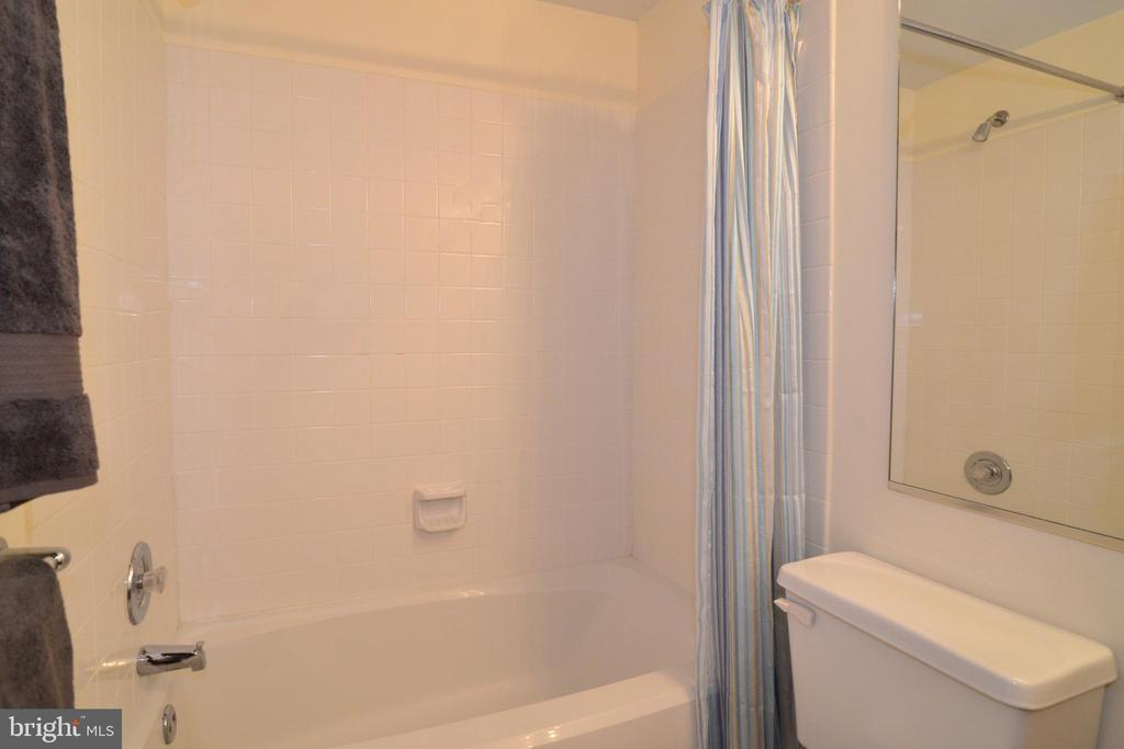 Lower level full tub - 43854 LABURNUM SQ, ASHBURN