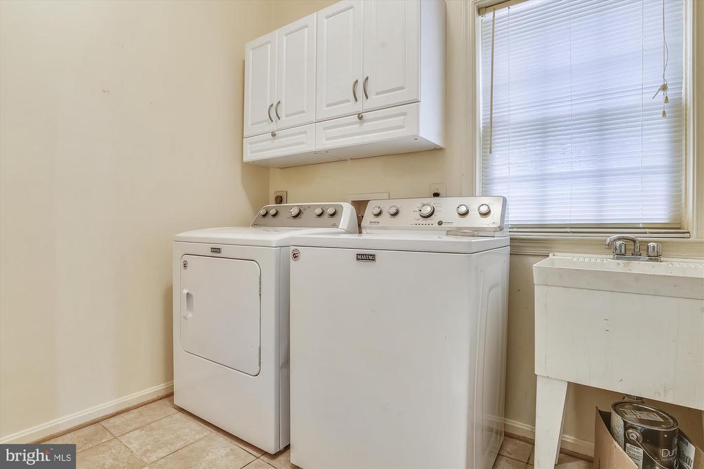 Laundry Room - 6540 MANET CT, WOODBRIDGE