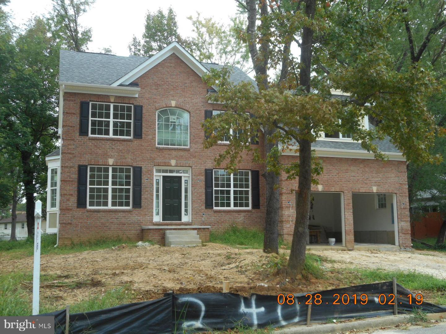 Single Family Homes for Sale at Fort Washington, Maryland 20744 United States