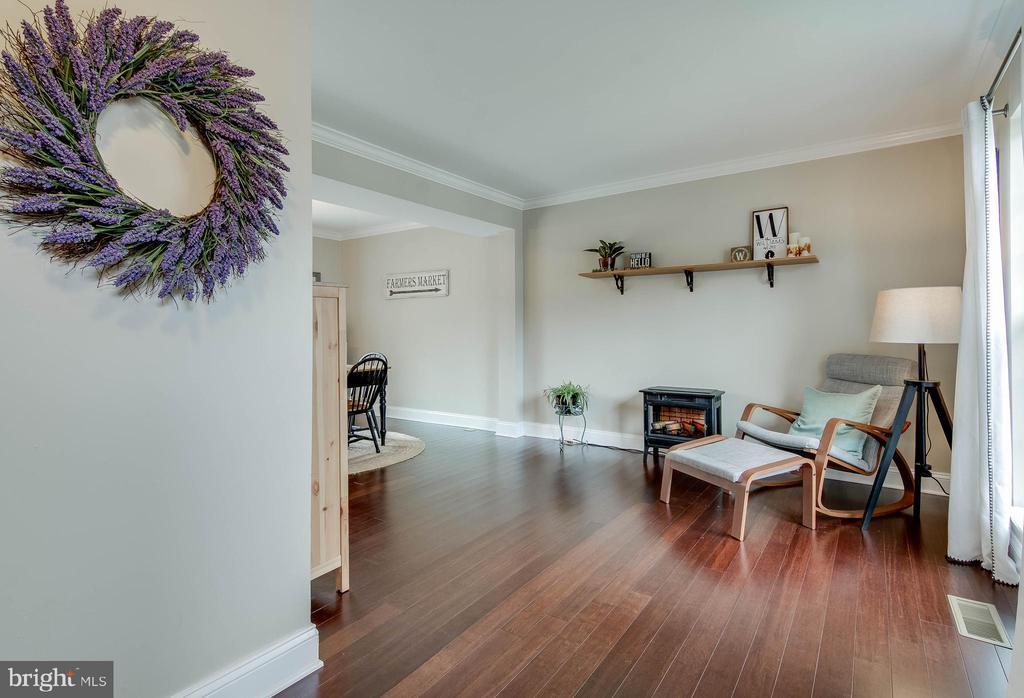 Living Room - 18209 SMOKE HOUSE CT, GERMANTOWN