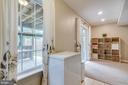 Lower level- lots of natural light - 18209 SMOKE HOUSE CT, GERMANTOWN