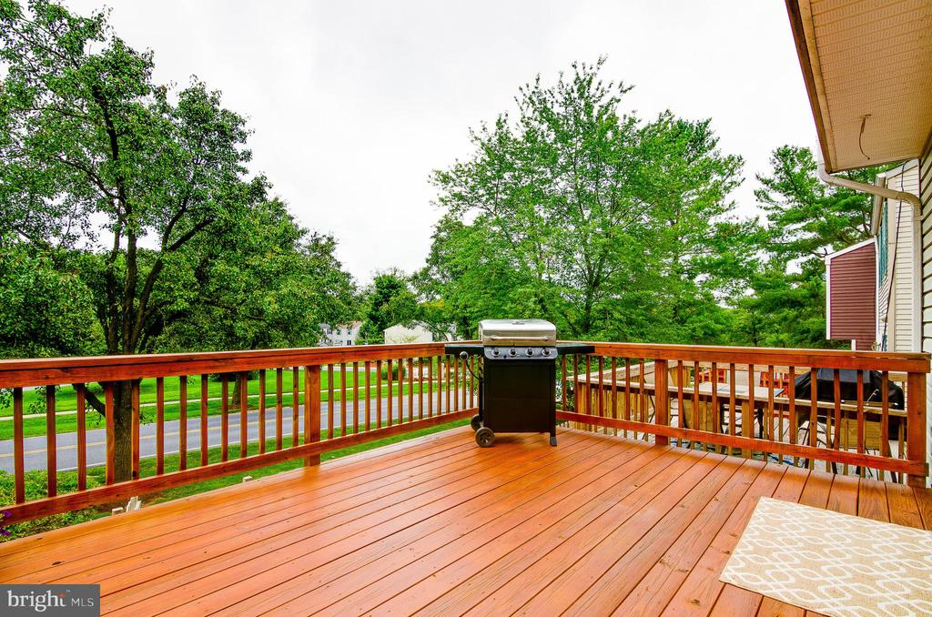 Deck- Exterior Rear - 18209 SMOKE HOUSE CT, GERMANTOWN
