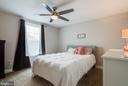 Master bedroom - 18209 SMOKE HOUSE CT, GERMANTOWN