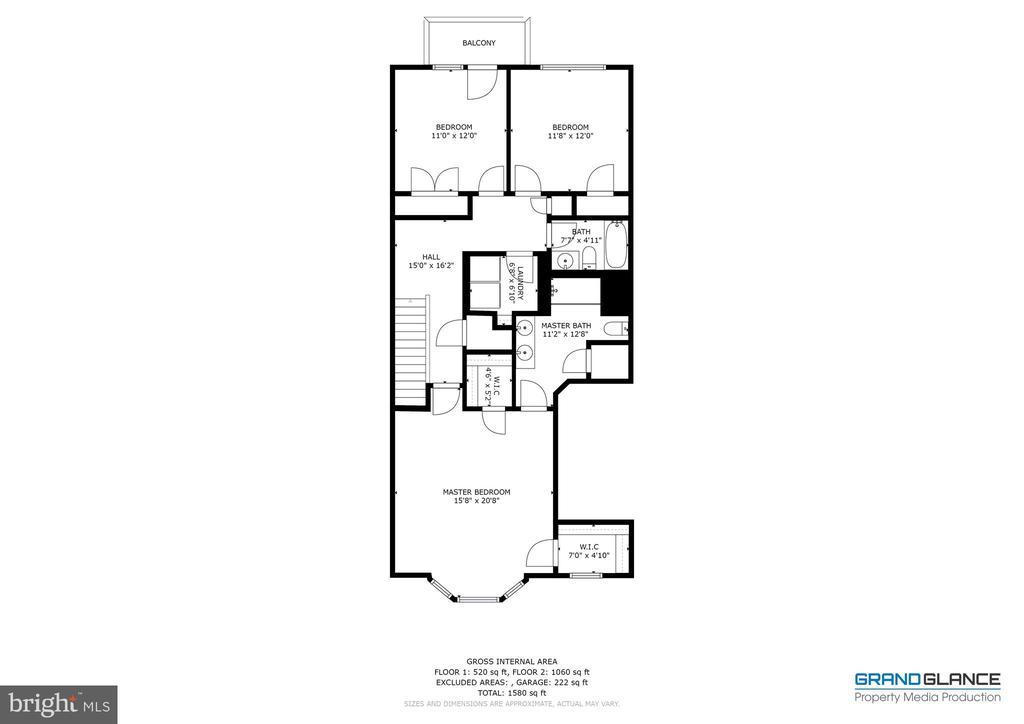 Floorplan - 2nd level - 42231 PIEBALD SQ, ALDIE