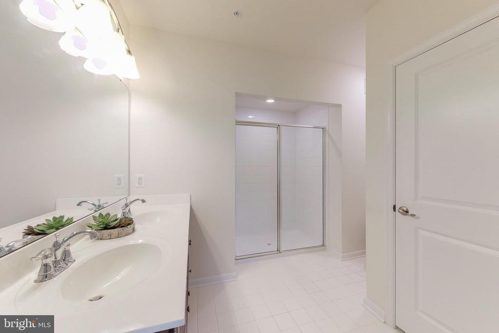 Master bath - 42231 PIEBALD SQ, ALDIE