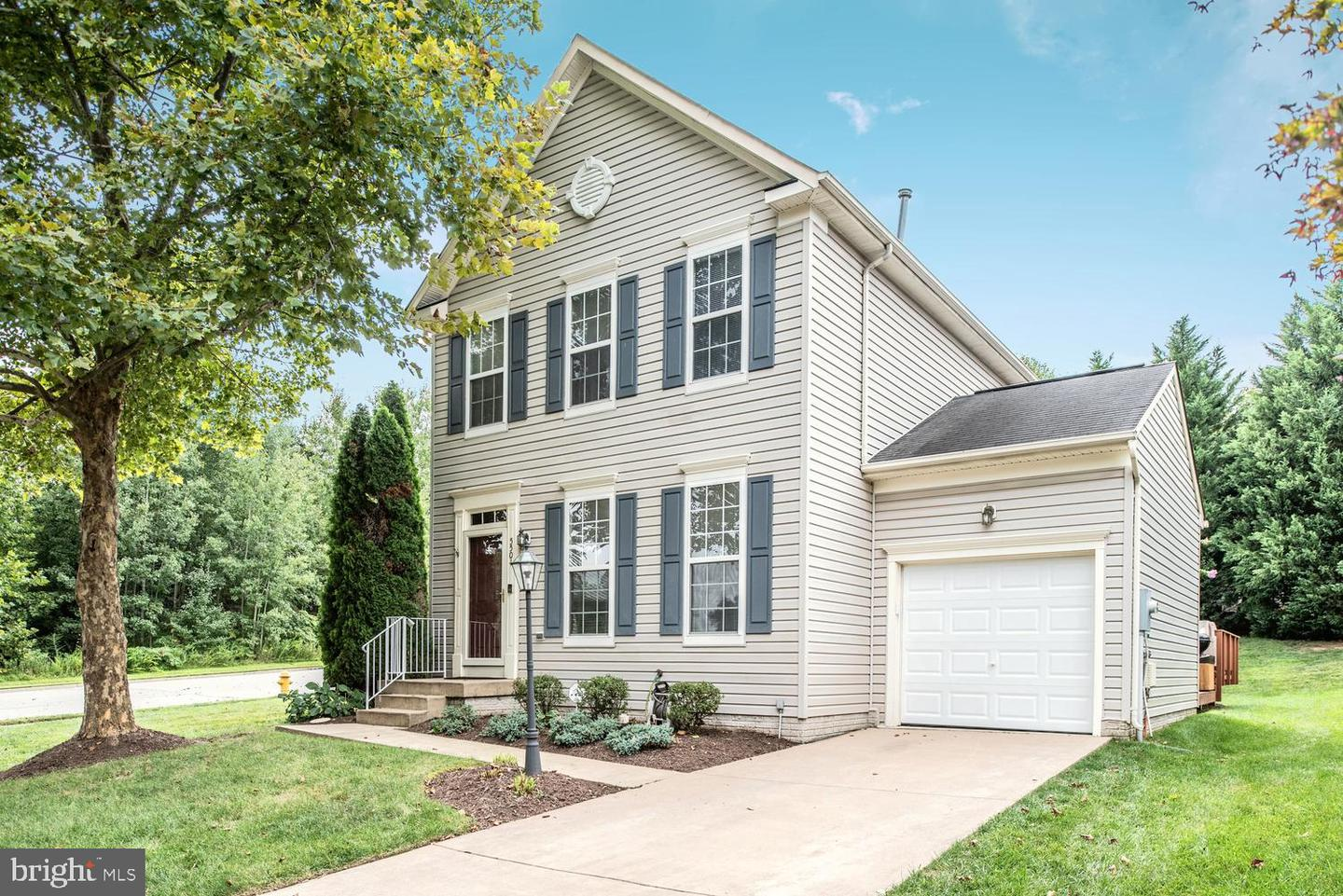 Photo of 5501 HOBSONS CHOICE LOOP, MANASSAS, VA 20112