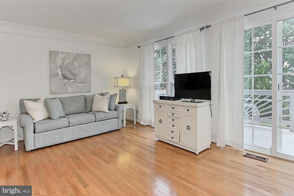 Living room - 20946 TOBACCO SQ, ASHBURN
