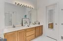 Master Bathroom - 20946 TOBACCO SQ, ASHBURN
