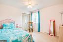 Bedroom 3 - 819 LEELAND RD, FREDERICKSBURG