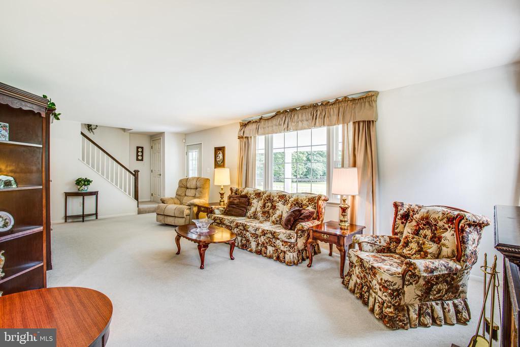 Living Room/Front Room - 819 LEELAND RD, FREDERICKSBURG
