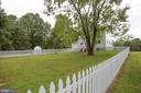 Rear View - 819 LEELAND RD, FREDERICKSBURG
