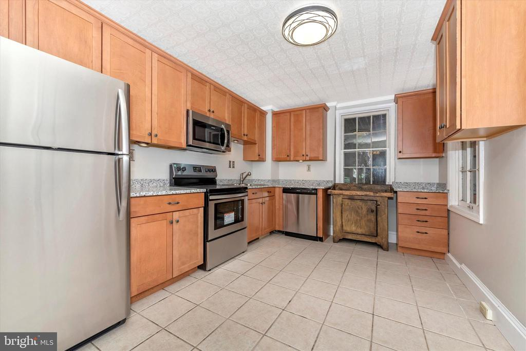 13 X 10 Newly Renovated Eat In Kitchen - 101 S BENTZ ST, FREDERICK