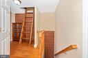 Second Floor Hallway - 101 S BENTZ ST, FREDERICK
