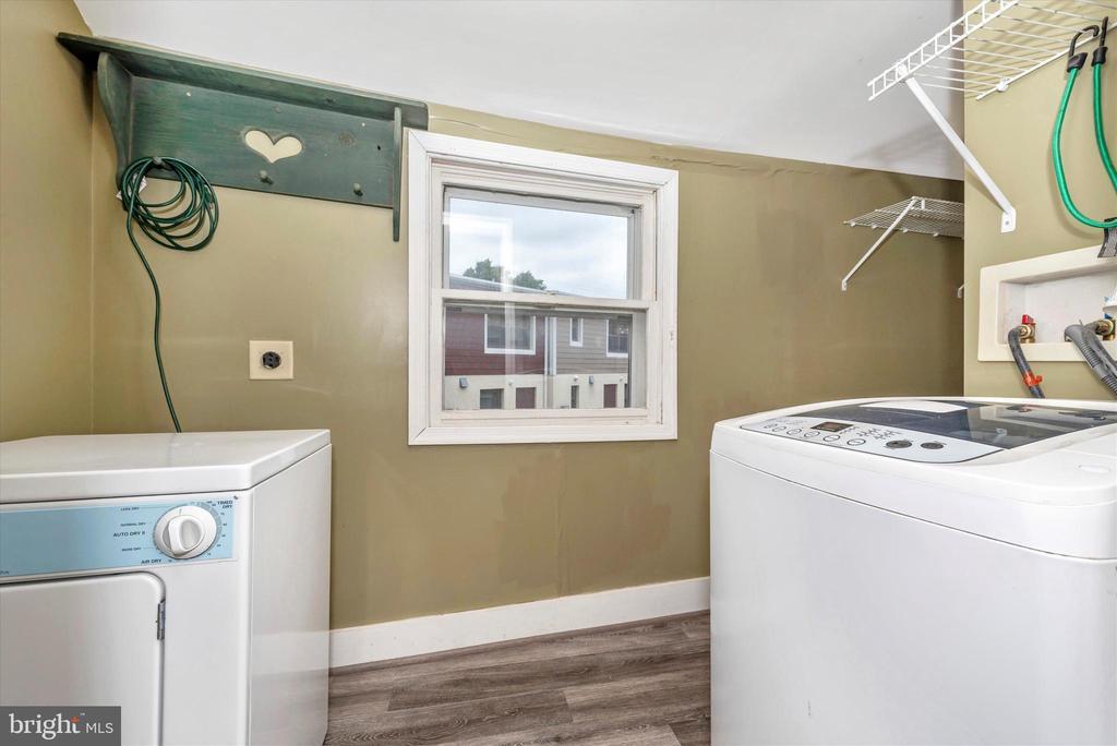 17 X 4 Second Floor Laundry Room - 101 S BENTZ ST, FREDERICK