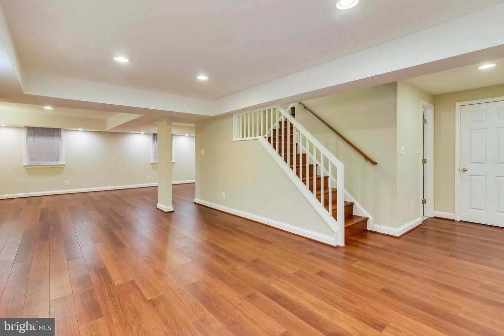 Lower level - 12001 SUGARLAND VALLEY DR, HERNDON